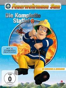 Feuerwehrmann Sam - Die komplette 6. Staffel