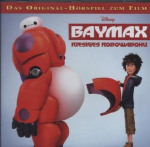 Disney - Baymax riesiges Robowabohu