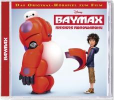 Disney - Baymax riesiges Robowabohu - zum Schließen ins Bild klicken
