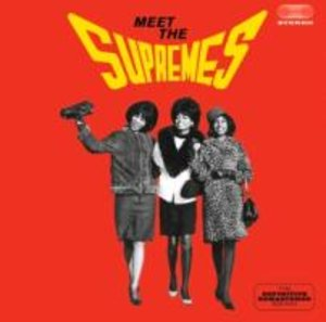 Meet The Suprems+5 Bonus Tracks