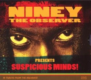 Niney The Observer Presents Suspicious Mind