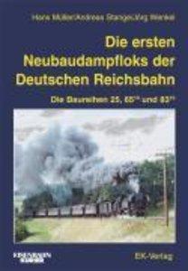 Die ersten Neubaudampfloks der Deutschen Reichsbahn