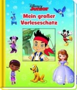 Disney Junior - Mein großer Vorleseschatz