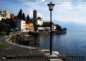 Romantic Lake Maggiore (Wall Calendar perpetual DIN A3 Landscape