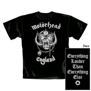 England (T-Shirt,Schwarz,Größe M)