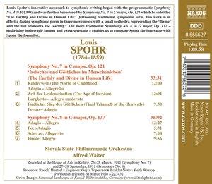 Sinfonien 7+8