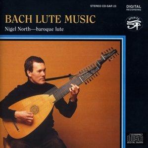 Bach Lute Music