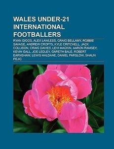 Wales under-21 international footballers