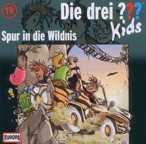 Die drei ??? Kids 19: Spur in die Wildnis (Fragezeichen)