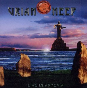 Live In Armenia (2CD+DVD Digipak)