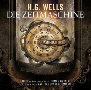 Die Zeitmaschine-H.G.Wells