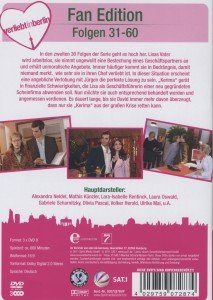 Verliebt in Berlin - Folge 31-60 - FAN Edition Box 2