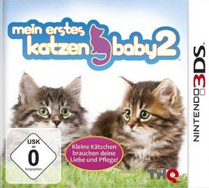 Mein erstes Katzenbaby 2 (Software Pyramide)