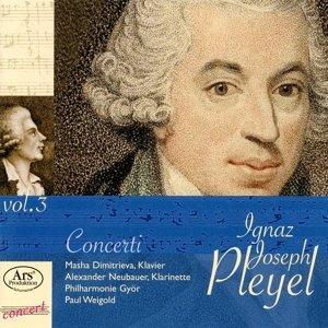 Klavierkonzerte Ben 103a/+-Pleyel-Ed.Vol.3