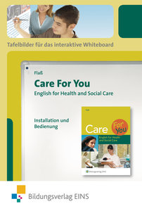 Care For You - English for Health and Social Care. CD-ROM