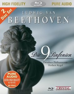 Die 9 Sinfonien von Beethoven