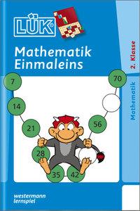 LÜK. Mathematik 1x1. Mathematik üben und verstehen