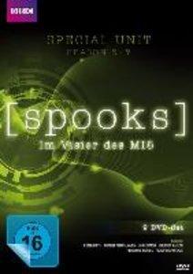 Spooks - Im Visier des MI5 - Special Unit 2 (Staffel 5 - 7)