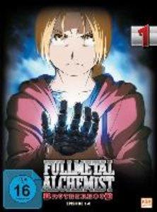 Fullmetal Alchemist: Brotherhood - Volume 1: Folge 01-08