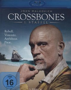Crossbones - 1. Staffel