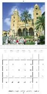 Beautiful Sicily (Wall Calendar 2015 300 × 300 mm Square)
