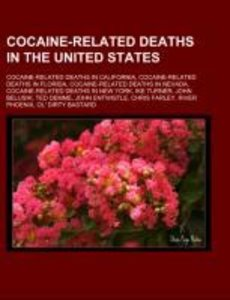 Cocaine-related deaths in the United States
