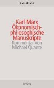Ökonomisch-philosophische Manuskripte