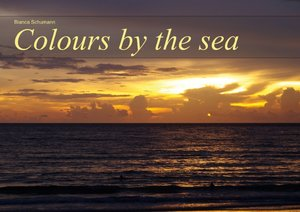 Coulors by the sea / UK-Version (Poster Book DIN A3 Landscape)
