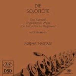 Die Soloflöte Vol.3-Romantik