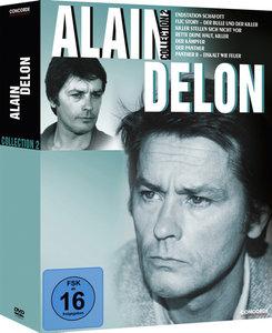 Alain Delon Collection 2 (DVD)
