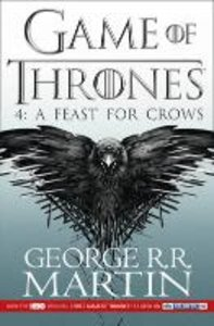 A Song of Ice and Fire 04. A Feast for Crows. TV Tie-In