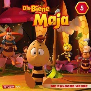 Die Biene Maja (CGI) 05: Die falsche Wespe, Max wird mutig