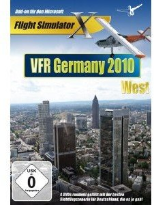 Flight Simulator X - VFR Germany 2010 West