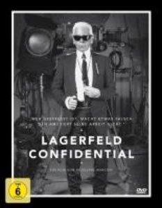 Lagerfeld Confidential - Premium Edition mit Bildband