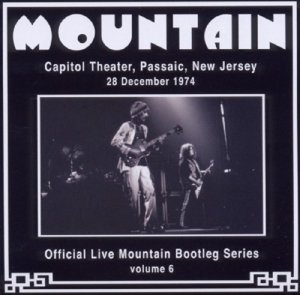 Live At The Capitol Theater,New Jersey 1974
