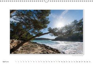 Emotionale Momente: Mallorca - der Osten. (Wandkalender 2016 DIN