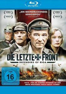 Die letzte Front-Defenders of Riga-Blu-ray Dis