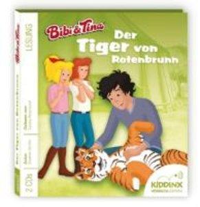 Bibi und Tina Hörbuch 11. Der Tiger von Rotenbrunn