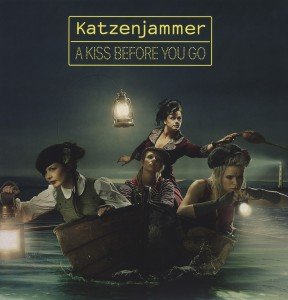 A Kiss Before You Go (Incl.Mp3 Download Voucher)