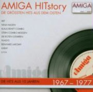 Amiga HITstory 1967-1977