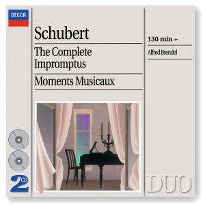 Sämtliche Impromptus (GA)/Moments Musicaux/+