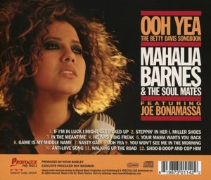 Ooh Yea-The Betty Davis Songbook Feat. J.Bonamassa