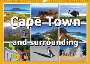 Cape Town and surrounding (Wall Calendar 2015 DIN A3 Landscape)