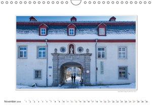 Emotionale Momente: Abtei Marienstatt im Westerwald (Wandkalende