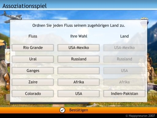 Platin Games - Gehirnjogging Edition (PC) - zum Schließen ins Bild klicken