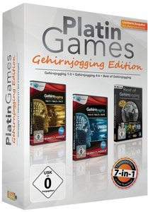 Platin Games - Gehirnjogging Edition (PC)