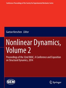 Nonlinear Dynamics, Volume 2