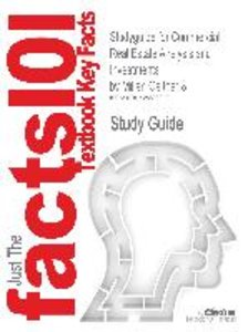 Studyguide for Commercial Real Estate Analysis and Investments b