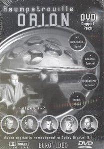 Raumpatrouille Orion Doppelpack