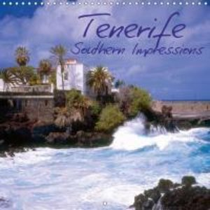 Tenerife Southern Impressions (Wall Calendar 2015 300 × 300 mm S